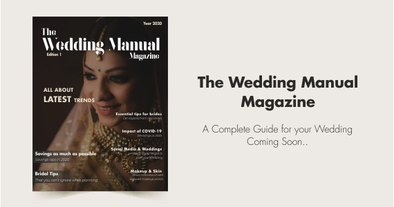 Wedding Manual Magazine